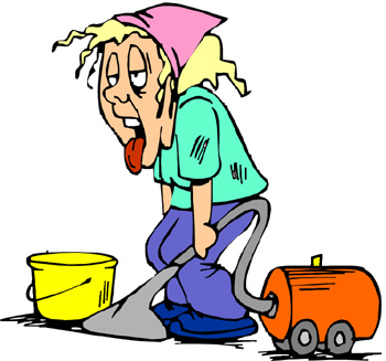 housekeeping my version vs his version virtually real sick person clip art images funny sick person clipart